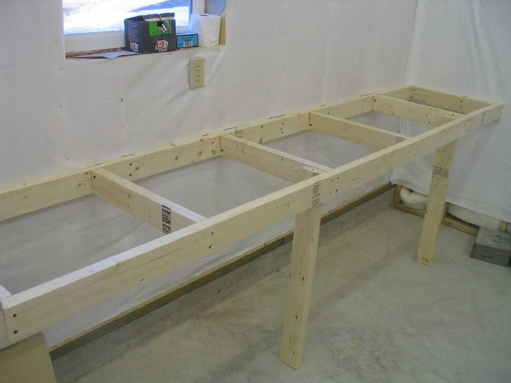 Lackey Sailing Llc New Shop Construction